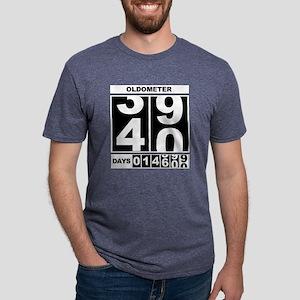 40th Birthday Oldometer T-Shirt