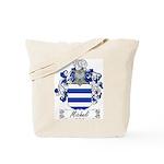 Micheli Family Crest Tote Bag
