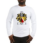 Miglia Family Crest Long Sleeve T-Shirt