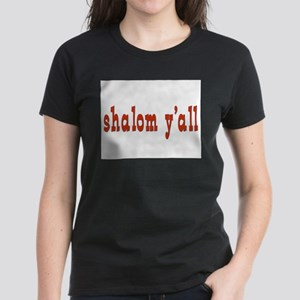 Greetings shalom y'all Ash Grey T-Shirt