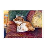 207 - Cat Beamer Postcards (package Of 8)