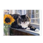 208 - Cat Simba Postcards (package Of 8)