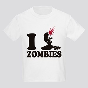 Zombies Kids Light T-Shirt