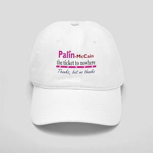 Ticket to Nowhere Cap