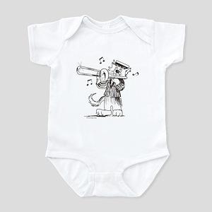 Catoons™ Trombone Cat Infant Bodysuit