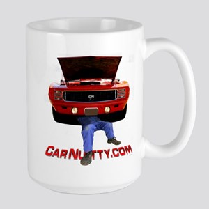 Car Nutty Large Mug