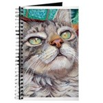 216 - Cat Veludo Journal