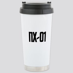 NX-01 Stainless Steel Travel Mug
