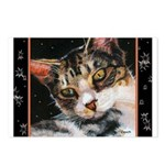 231 - Cat Celeste Postcards (package Of 8)