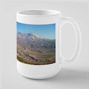 Mt St Helens  Large Mug