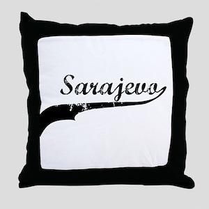 Sarajvo Throw Pillow