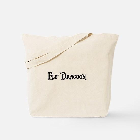 Elf Dragoon Tote Bag