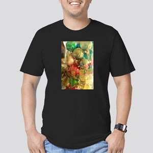 ball ornaments under glass T-Shirt