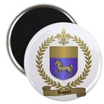 DUQUET Family Crest Magnet