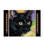 232 - Cat Brock Close-Up Postcards (package Of 8)