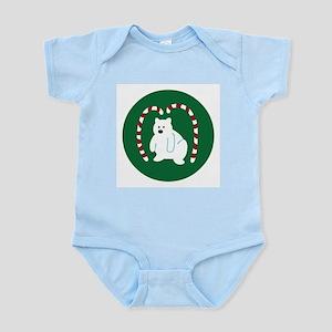 Cute Polar Bear Infant Bodysuit