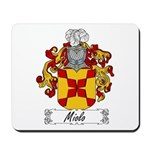 Miolo Family Crest Mousepad