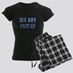 wE aRE fAMILY FLAT Pajamas