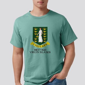 BVI Coat of Arms T-Shirt