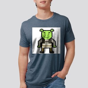 Pixel Shrek T-Shirt