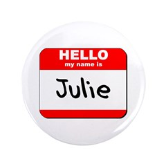 Hello my name is Julie 3.5