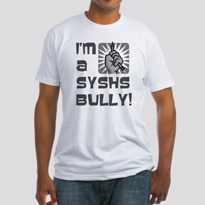 SYS bully Fitted T-Shirt