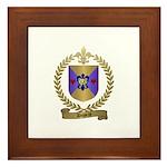DUPRAT Family Crest Framed Tile