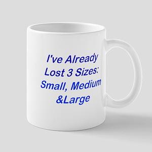 Already Lost 3 Sizes Mug