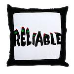 Reliable Throw Pillow