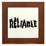 Reliable Framed Tile
