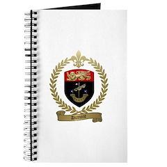 DUMONT Family Crest Journal
