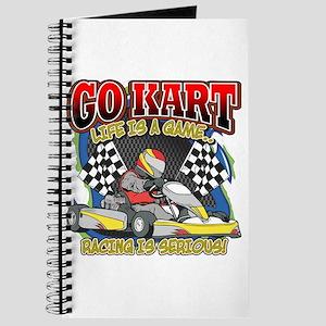 Go Kart Life Journal
