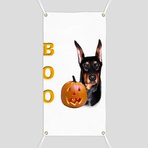 Dobie Boo Banner