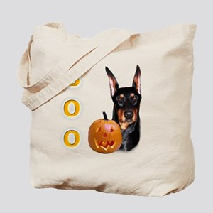 Dobie Boo Tote Bag