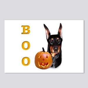 Dobie Boo Postcards (Package of 8)