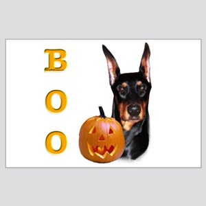 Dobie Boo Large Poster