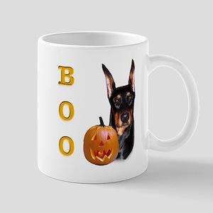 Dobie Boo Mug