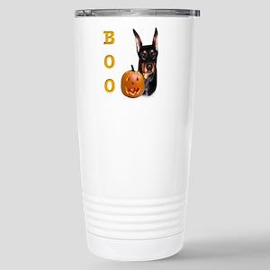 Dobie Boo Stainless Steel Travel Mug