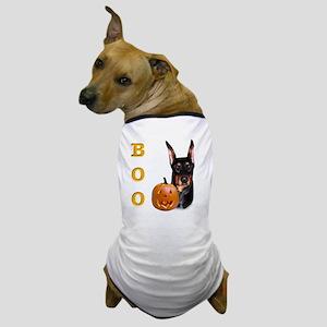 Dobie Boo Dog T-Shirt