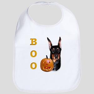 Dobie Boo Bib