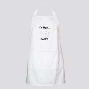 It's Hyp to B squared! BBQ Apron