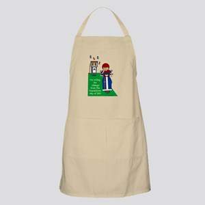 Scoot To Vote BBQ Apron