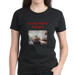 undertaker mind Women's Dark T-Shirt