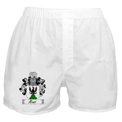 Monti Family Crest Boxer Shorts