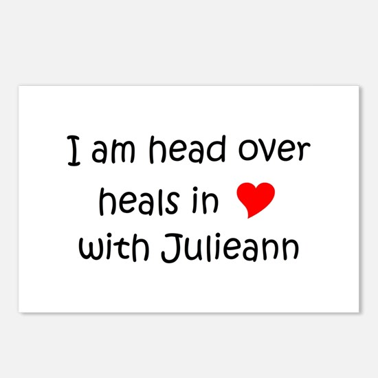 Julieann Postcards (Package of 8)