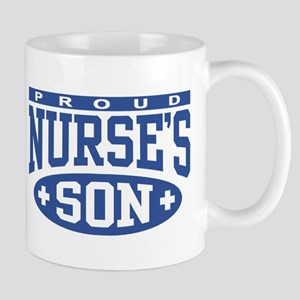 Proud Nurse's Son Mug
