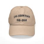 USS BROWNSON Cap