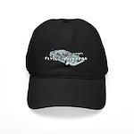 Flying Car Black Cap