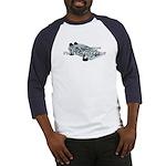 Flying Car Baseball Jersey