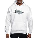 Flying Car Hooded Sweatshirt